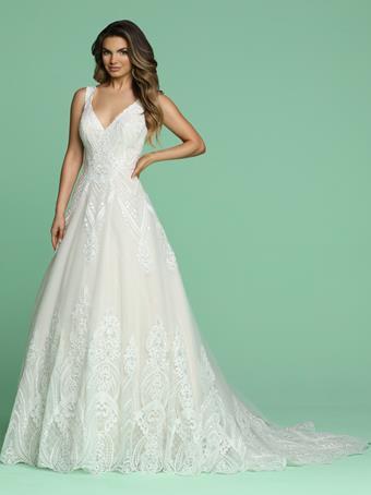 Davinci Bridal Style #50616