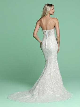 Davinci Bridal Style #50617