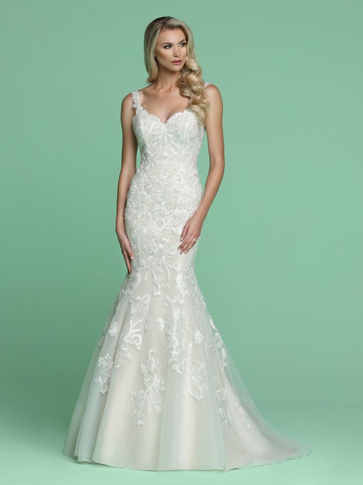 Davinci Bridal Style #50624