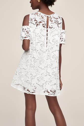 Little White Dress Style #C'est La Vie