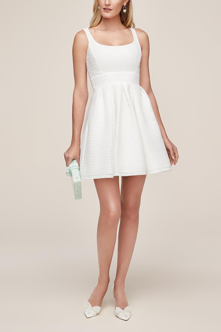 Little White Dress Style #Head Over Heels  Image