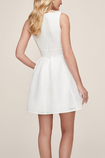 Little White Dress Style #Head Over Heels