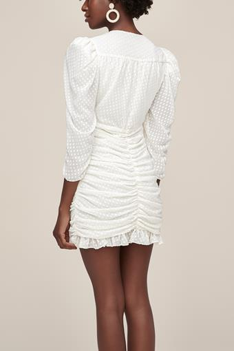 Little White Dress Style #Love Struck