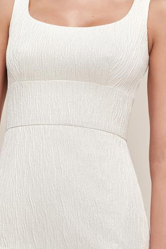 Little White Dress Style #Mademoiselle
