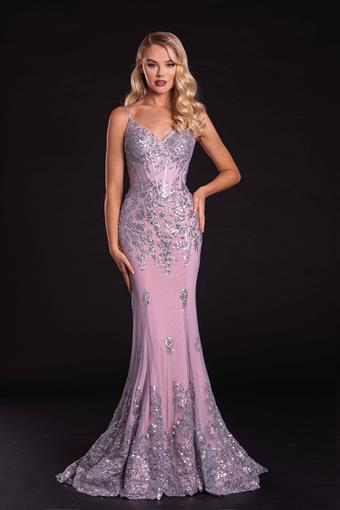 Portia and Scarlett Style PS21038 SILVER BLUSH
