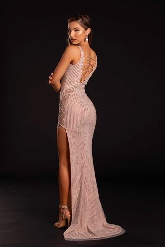 Portia and Scarlett Style #PS21167 NUDE AB