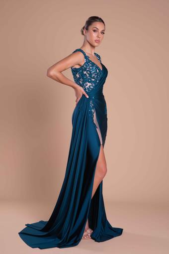 Portia and Scarlett Style PS21169 TEAL