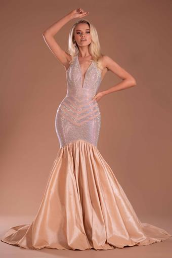 Portia and Scarlett Style PS21181 CHAMPAGNE AB