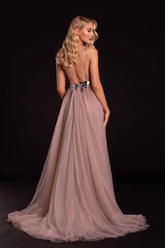 Portia and Scarlett Style PS21185 MAUVE SILVER