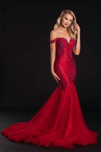 Portia and Scarlett Style PS21251 RED