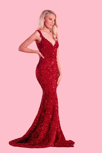 Portia and Scarlett Style PS21308 RED