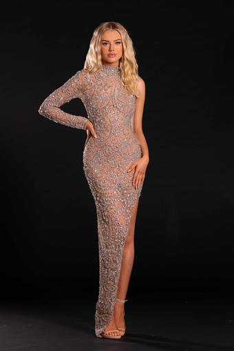 Portia and Scarlett Style PS21405C SILVER NUDE