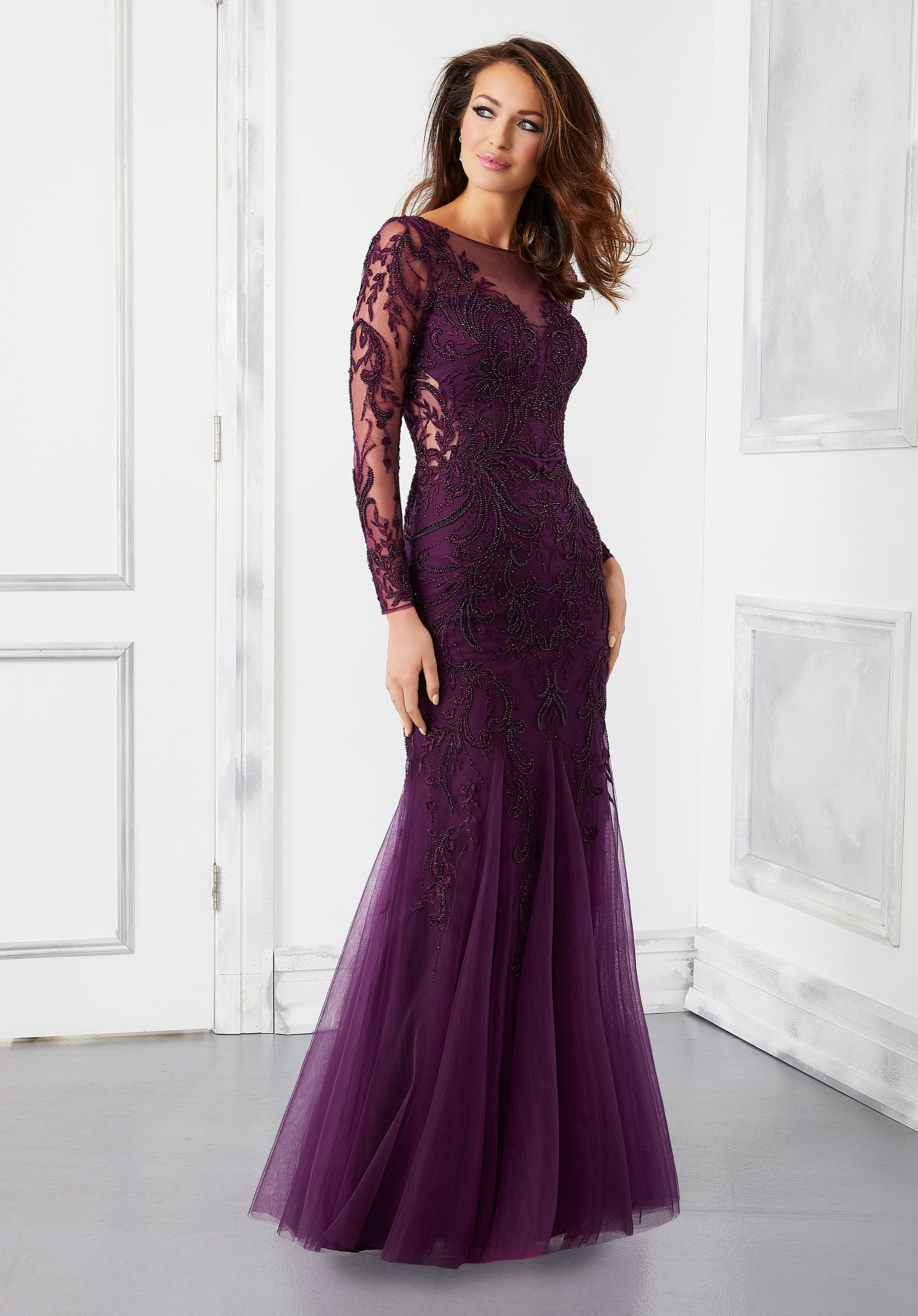 Morilee MGNY Spring 2021 Mother Of The Bride Dresses | Ana ...