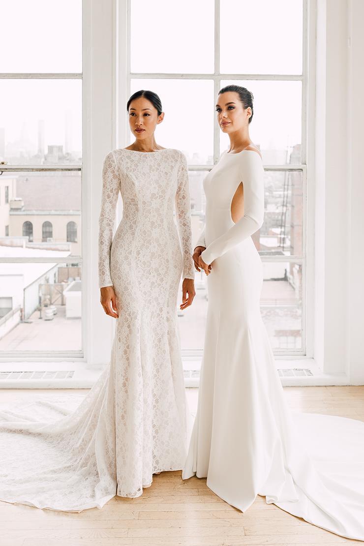 wedding gown designers - ines de santo