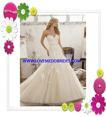 Morilee Style No. 8101