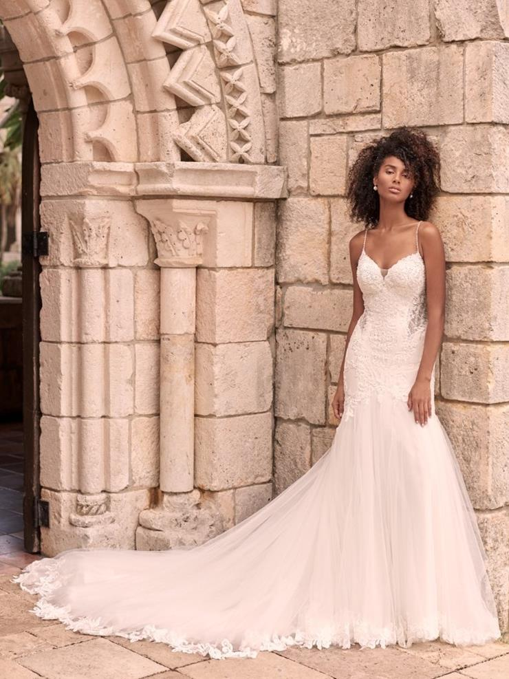 Maggie Sottero Style #Halle  Image
