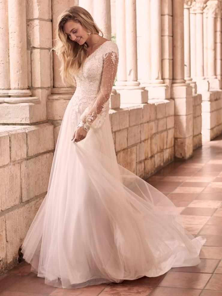 Maggie Sottero Style #Pamela Leigh  Image