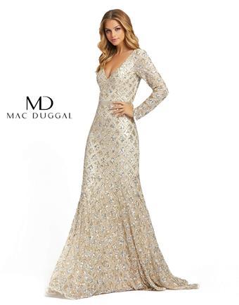 Mac Duggal Style No. 5021D