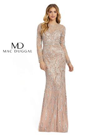Mac Duggal Style No. 5124D