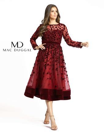 Mac Duggal Style No. 67007D
