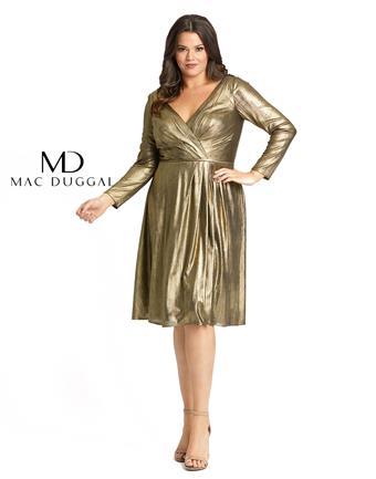 Mac Duggal Style No. 49224F