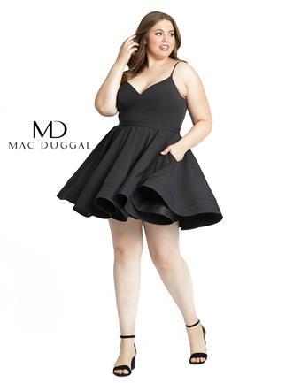 Mac Duggal Style No. 49225F
