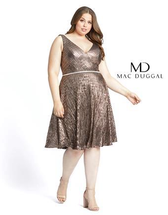 Mac Duggal Style No. 49226F