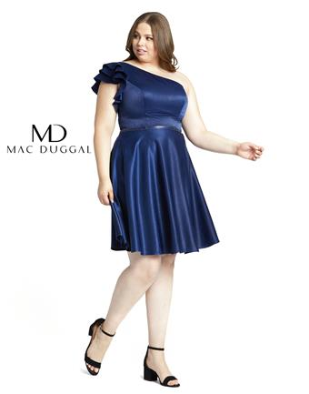 Mac Duggal Style No. 49229F