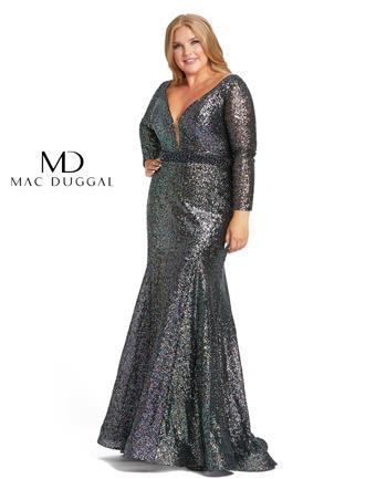 Mac Duggal Style No. 67246F