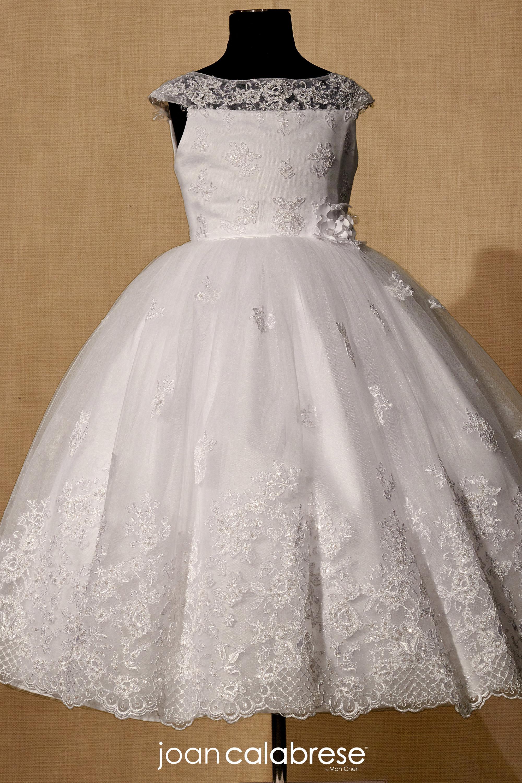 Maeve White or Ivory Communion Dress Ivory Communion Dress 1st Communion Dresses Flower Girl Dresses Communion Dresses First Communion