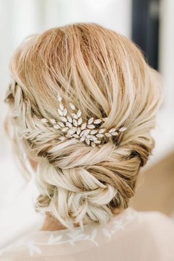Brides and Hairpins ISADORA CLIP
