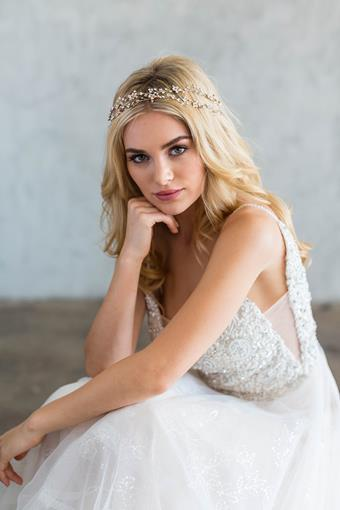 Brides and Hairpins GIA HALO