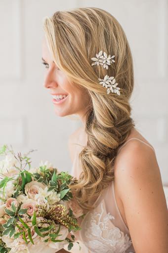 Brides and Hairpins EFI COMB SET