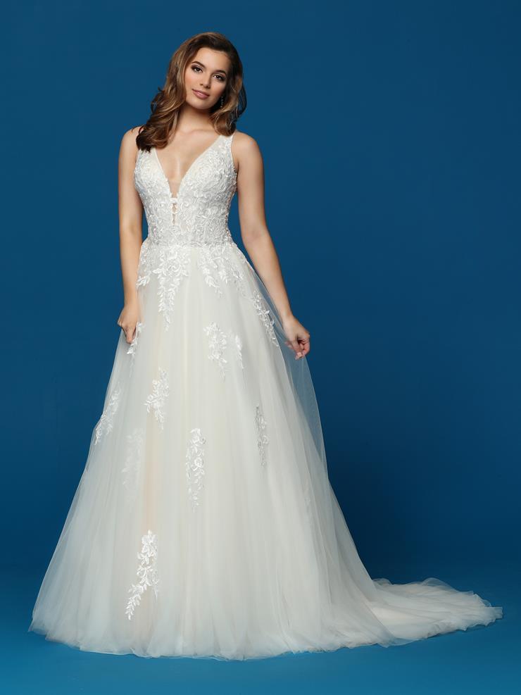 Davinci Bridal Style #50650
