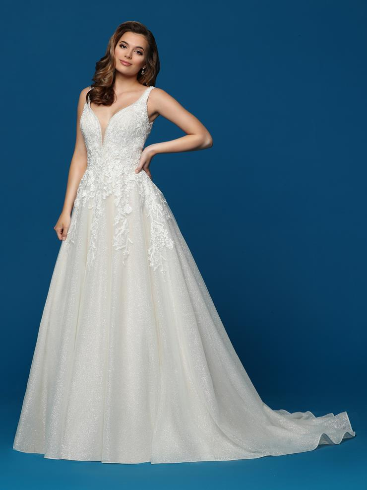Davinci Bridal Style #50655