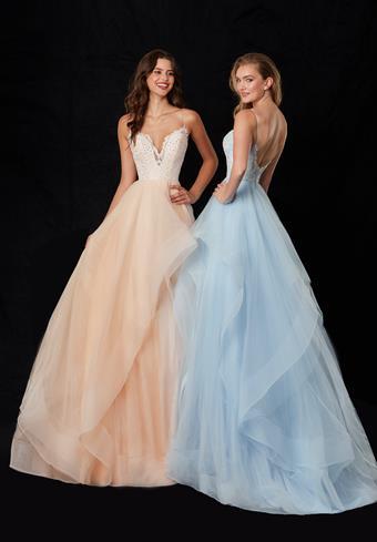 Angela and Alison Style #21053