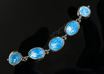 Style #RB23330099 Summer Blue Silver