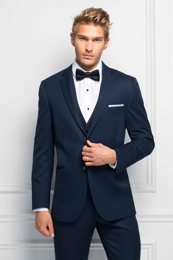 Jim's Formal Wear Style #NAVY STERLING WEDDING SUIT - MICHAEL KORS
