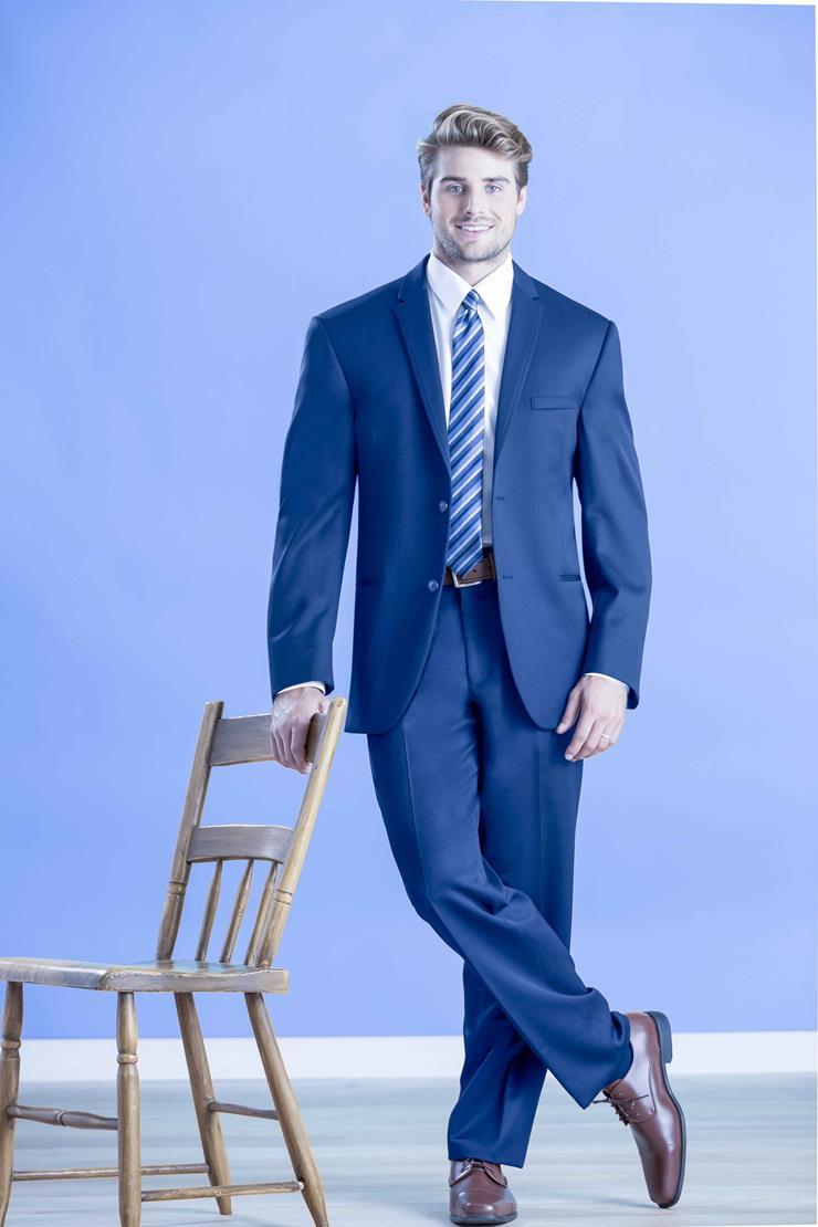 Jim's Formal Wear Style #NAVY STERLING WEDDING SUIT - MICHAEL KORS  Image