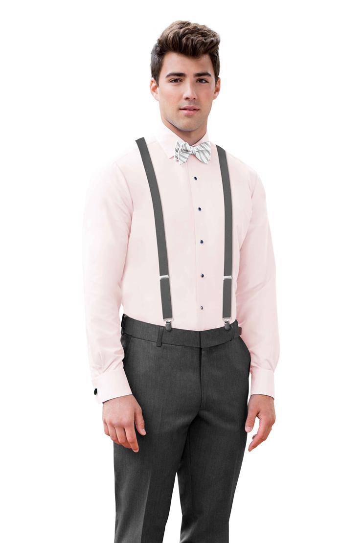 Jim's Formal Wear Style #STEEL GREY STERLING WEDDING SUIT - MICHAEL KORS  Image