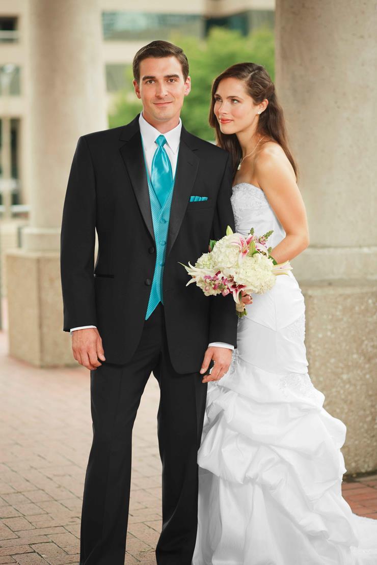 Jim's Formal Wear Style #BLACK TROY - STEPHEN GEOFFREY  Image