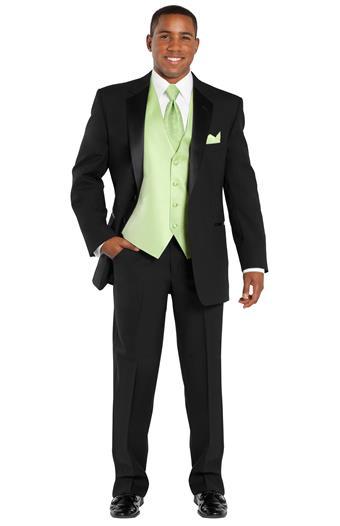 Jim's Formal Wear Style #BLACK TROY - STEPHEN GEOFFREY