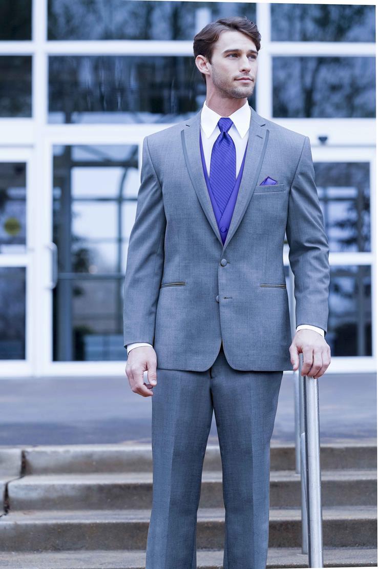 Jim's Formal Wear Style #GREY ASPEN - STEPHEN GEOFFREY  Image