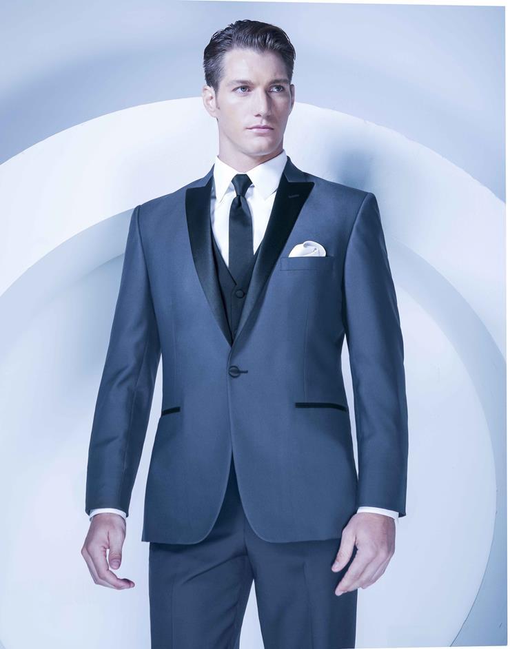 Jim's Formal Wear Style #GREY PORTOFINO - TONY BOWLS  Image