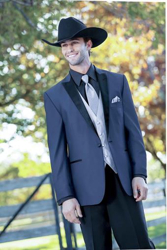 Jim's Formal Wear Style #GREY PORTOFINO - TONY BOWLS