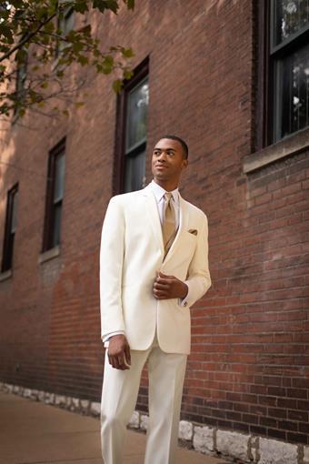 Jim's Formal Wear Style #IVORY TROY - STEPHEN GEOFFREY