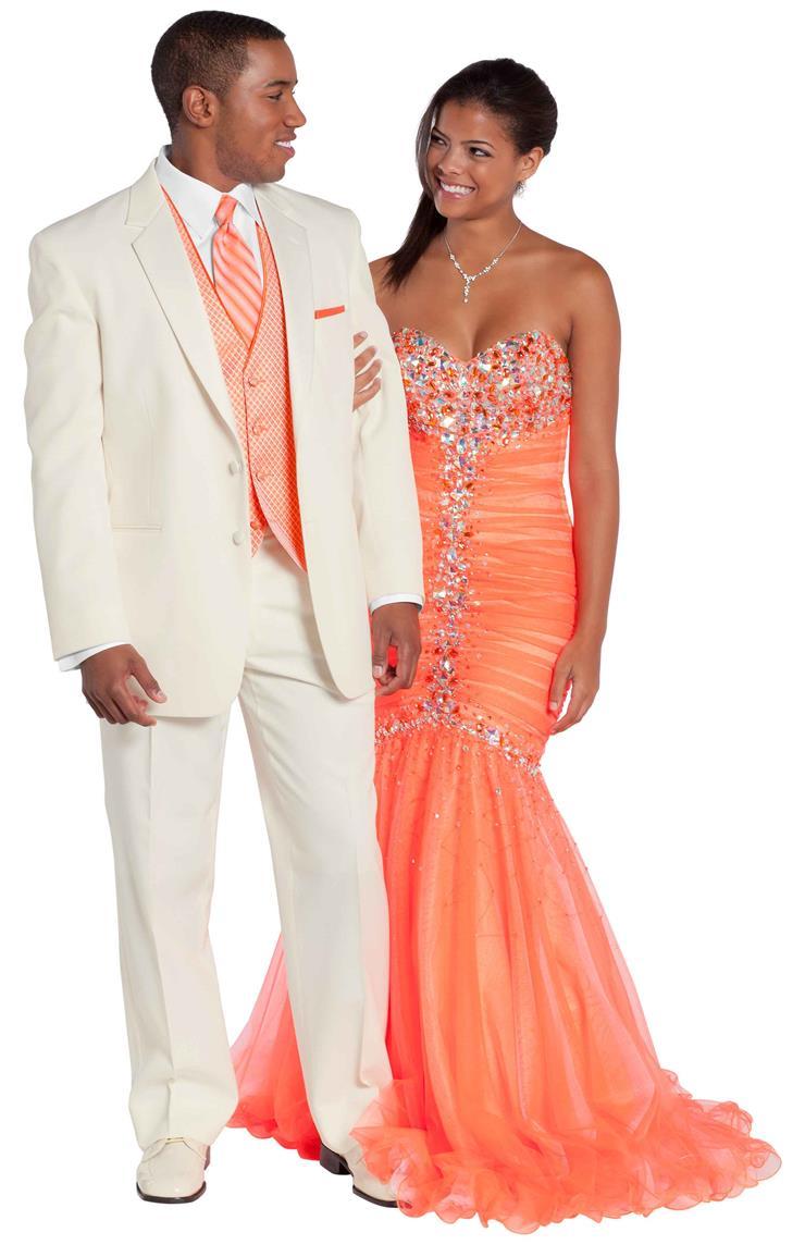 Jim's Formal Wear Style #IVORY TROY - STEPHEN GEOFFREY  Image