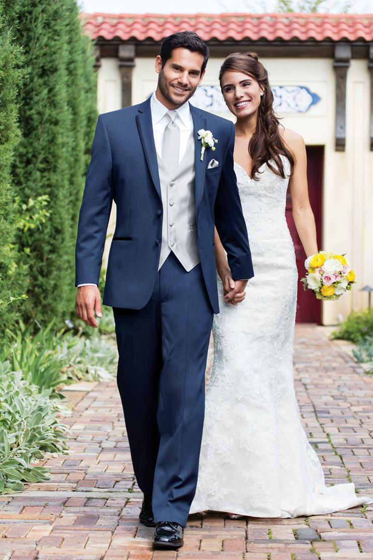 Jim's Formal Wear Style #SLATE BLUE ASPEN - STEPHEN GEOFFREY  Image