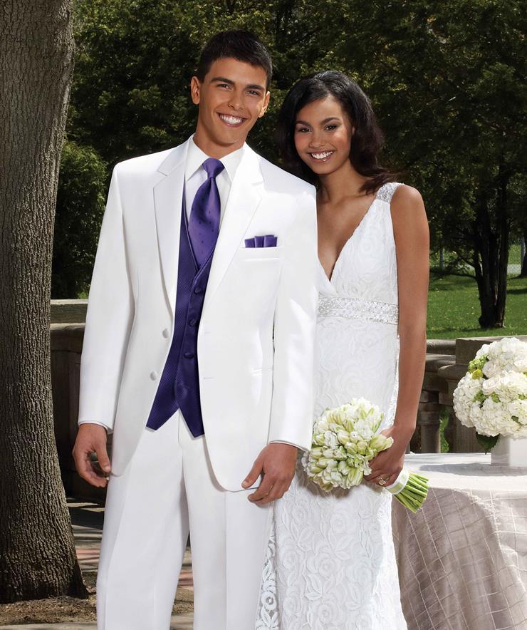 Jim's Formal Wear Style #WHITE TROY - STEPHEN GEOFFREY  Image