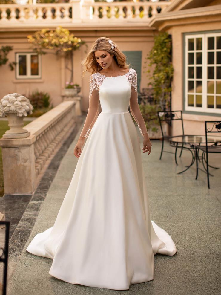 Moonlight Bridal Style No. J6792